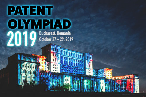 Patent Olympiad 2019